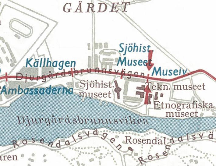 gärdet stockholm karta