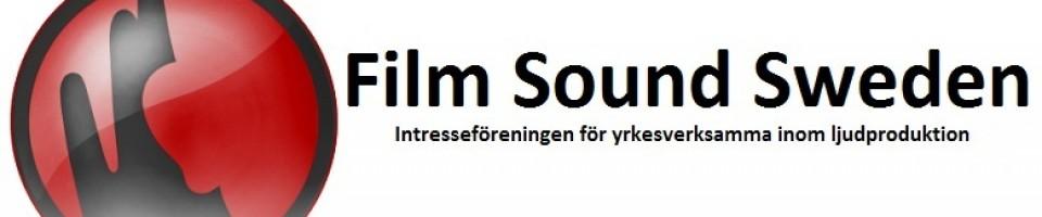 Film Sound Sweden - Föreningen för yrkesverksamma inom ljud för film, television och spel
